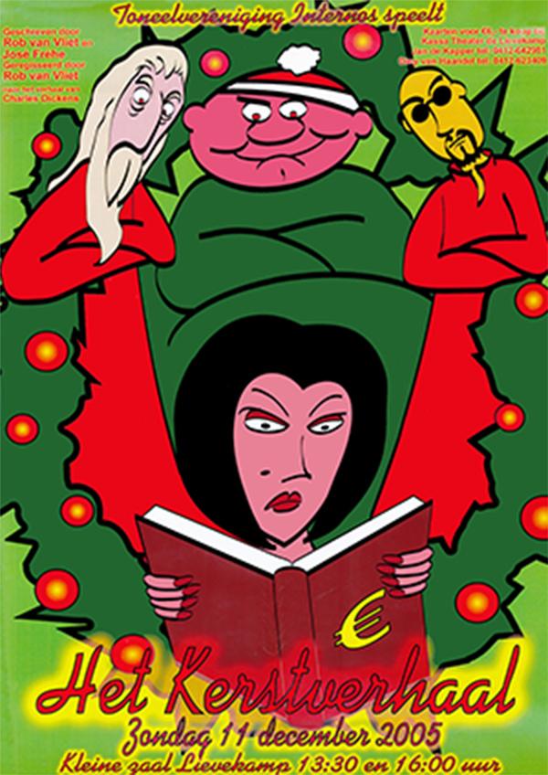 2005 Poster Het Kerstverhaal