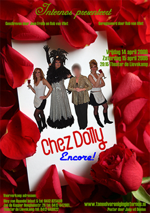 2006 Poster Chez Dolly
