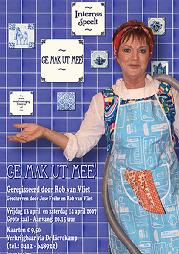 2007 Poster Ge mak ut mee