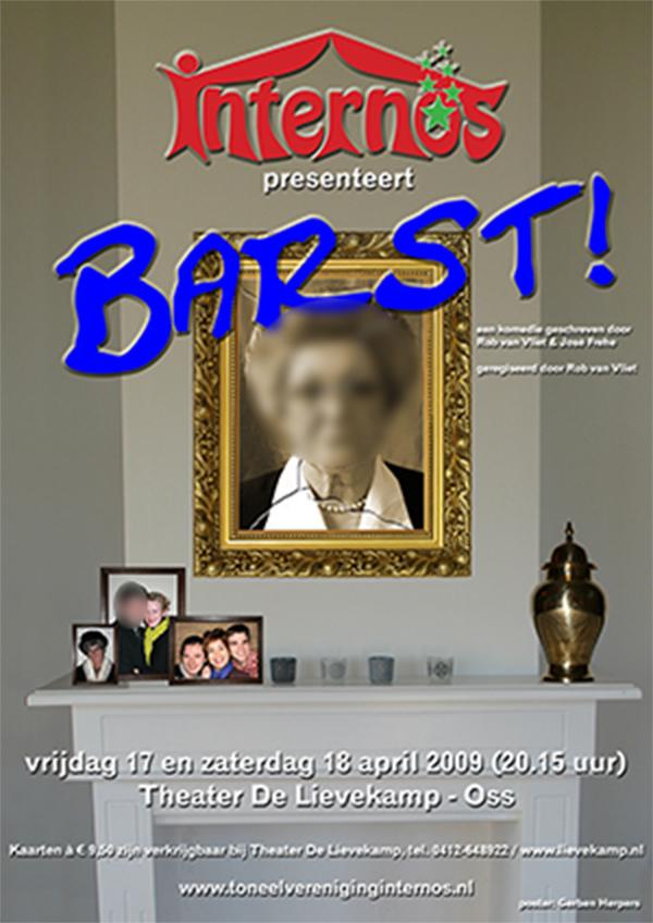 2009 Poster Barst