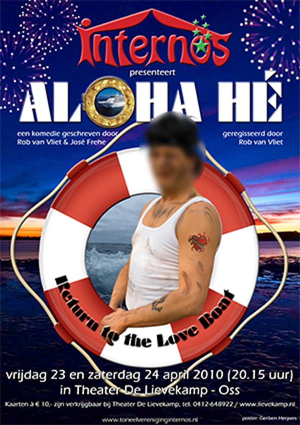 2010 Poster Aloha hé
