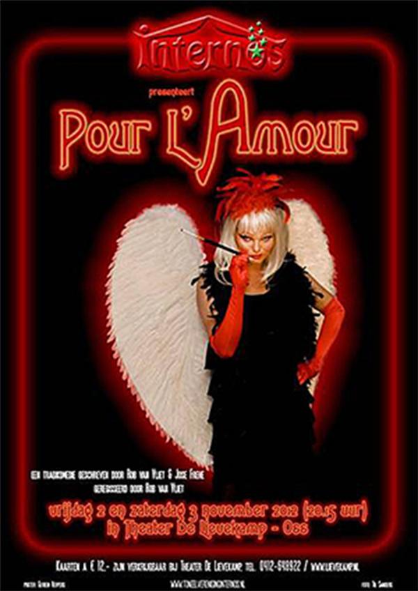 2012 Poster Pour l'Amour