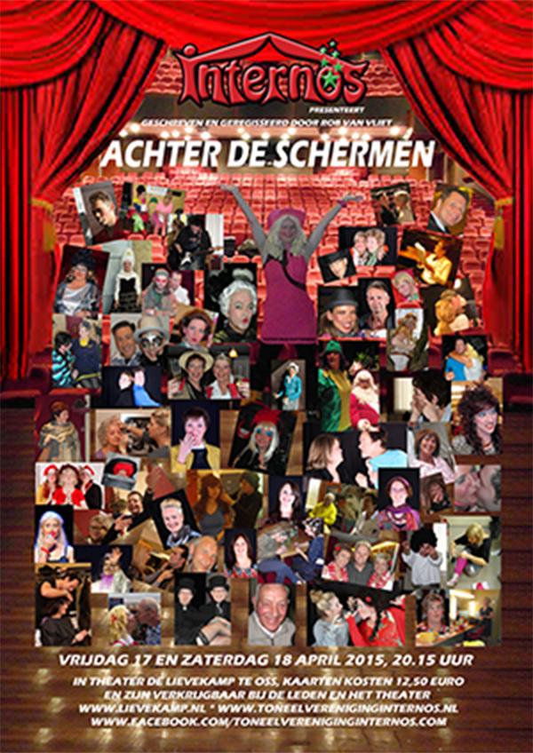 2015 Poster Achter de schermen